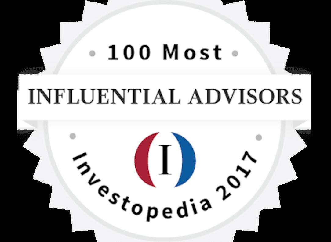 INVESTOPEDIA 100 Top Influential Financial Advisors