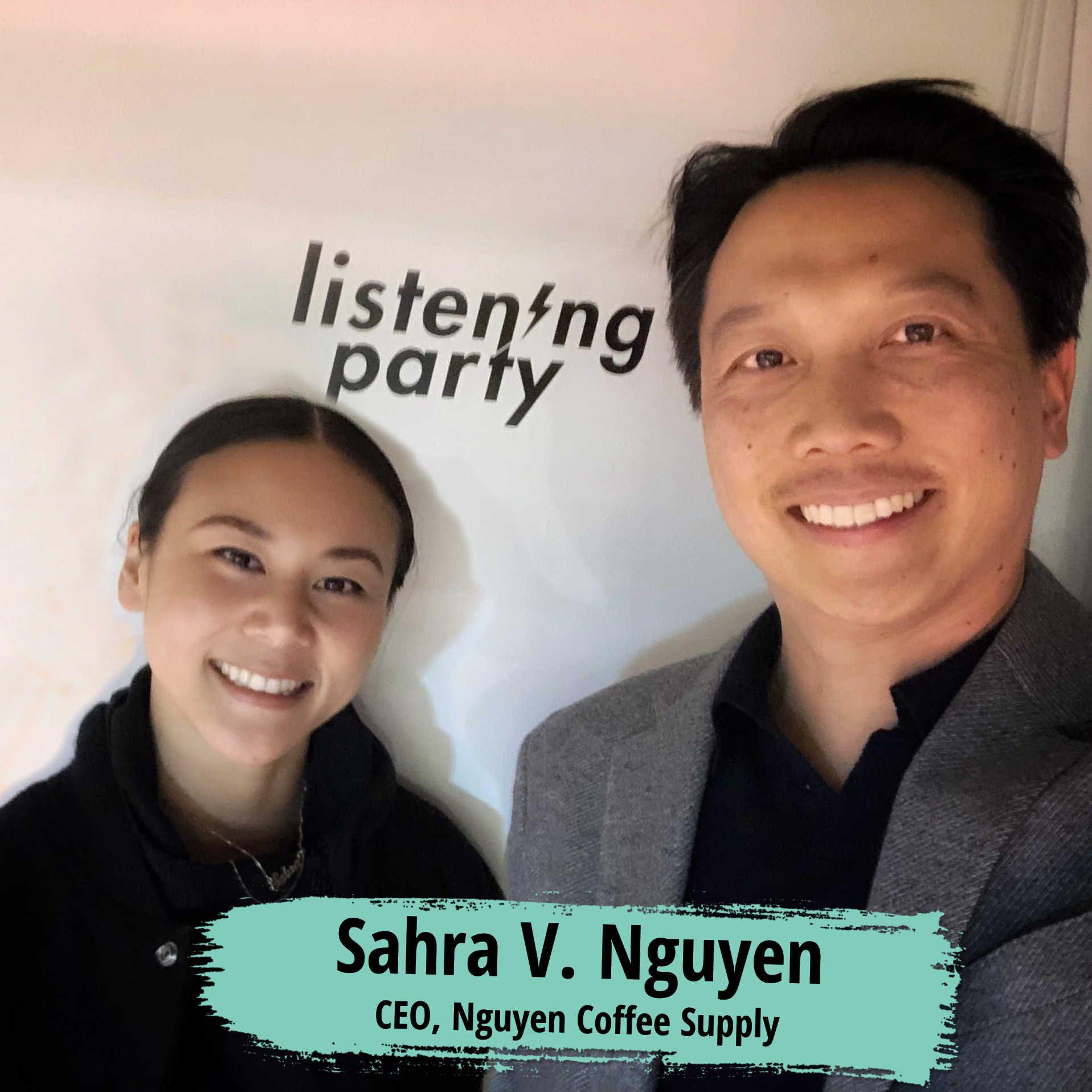 Sahra V. Nguyen