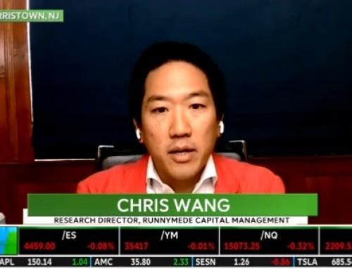 Chris Wang Previews HD and WMT Earnings at TD Ameritrade Network