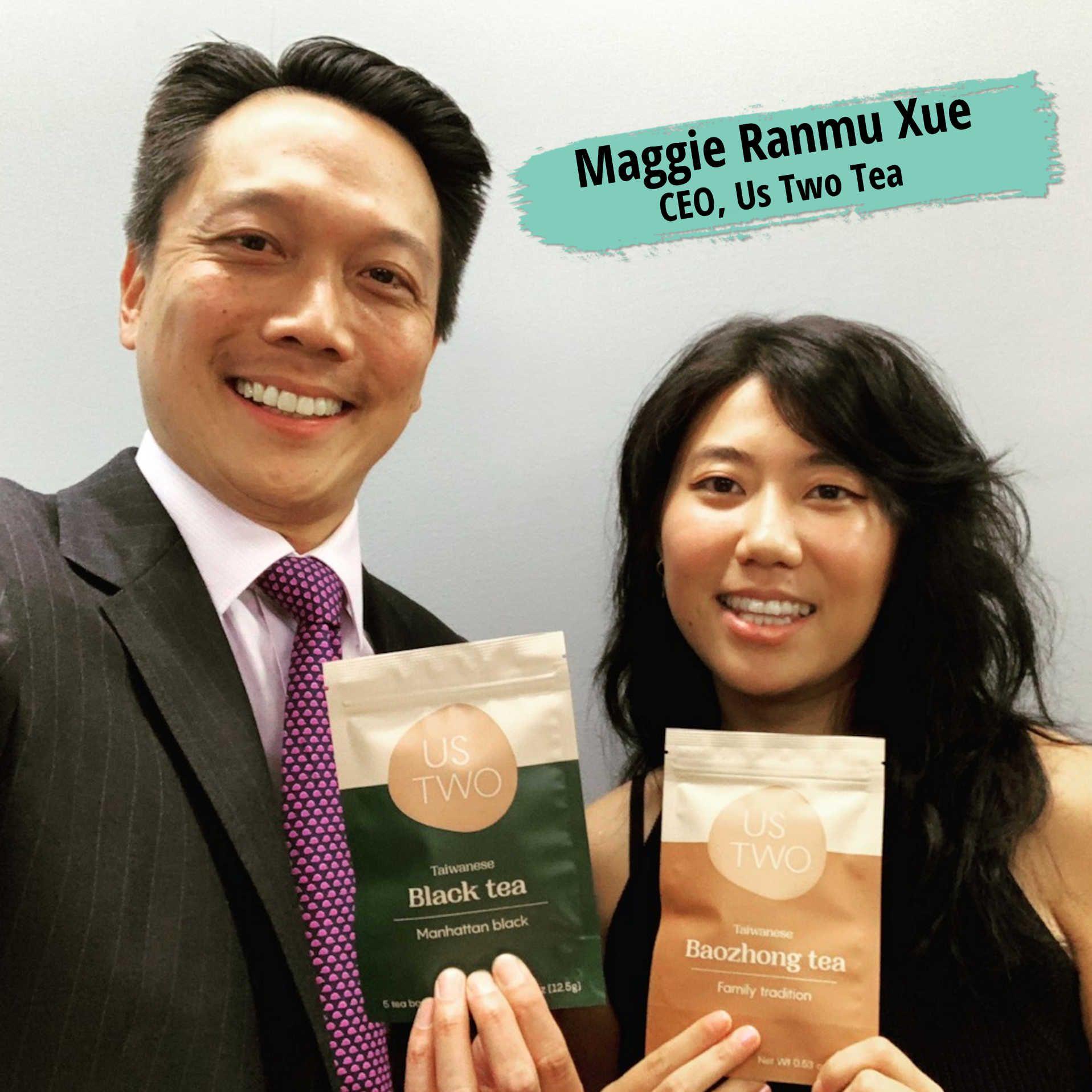 Maggie Ranmu Xue