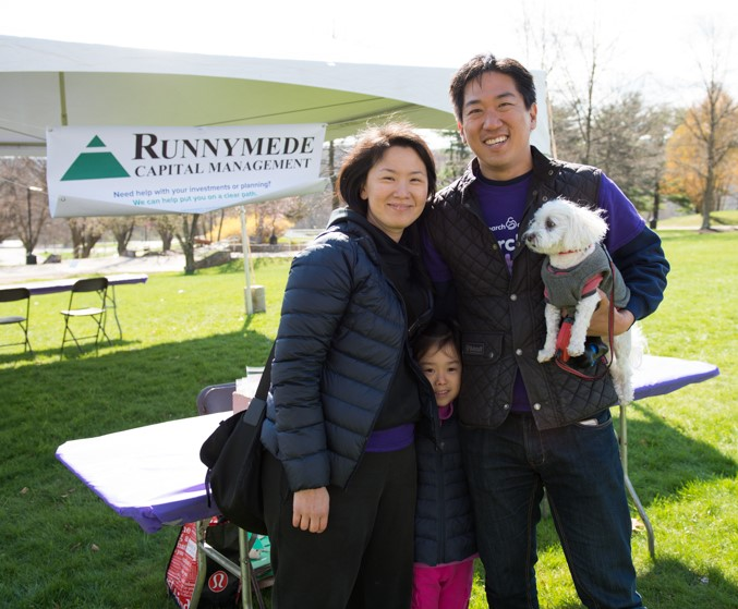 Runnymede proudly sponsors the March for Babies