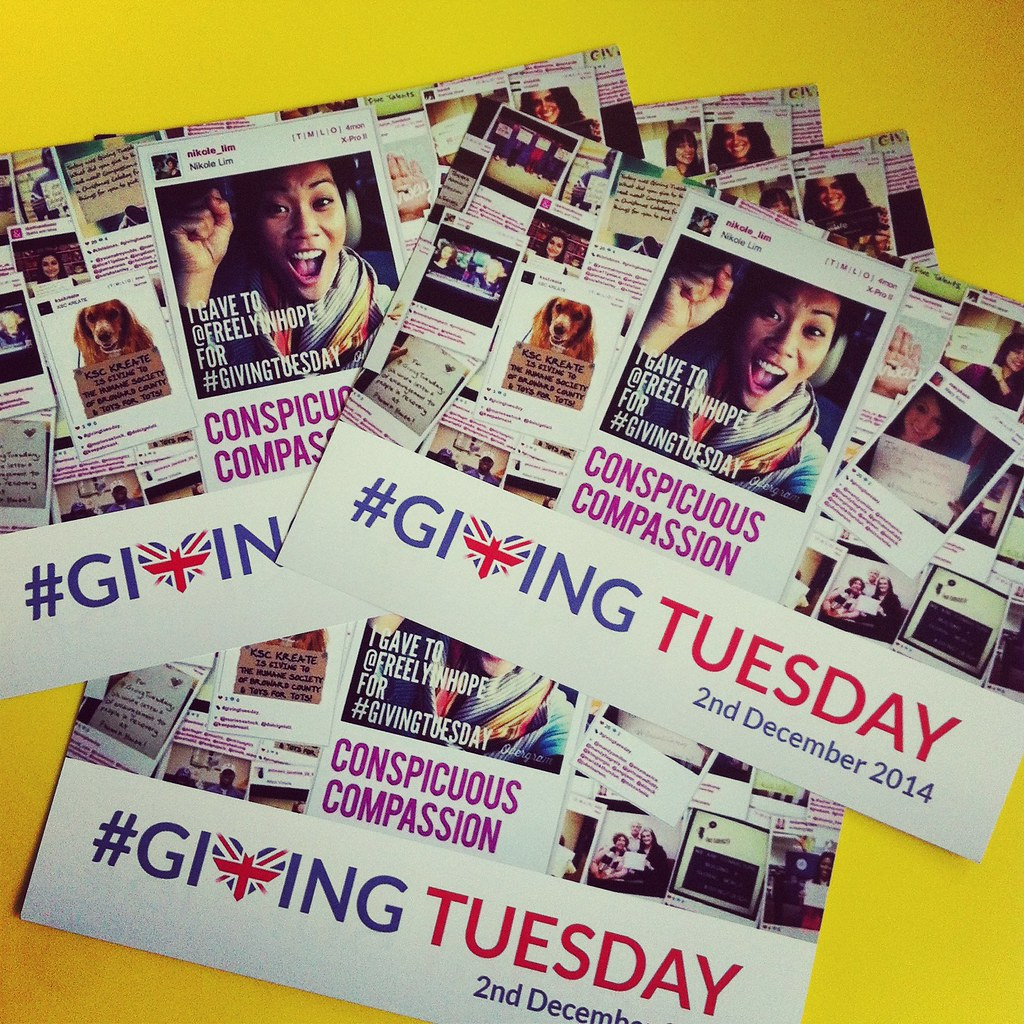 3 tips to maximize your donations on #GivingTuesday