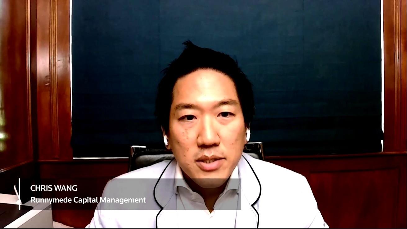 Chris Wang on Reuters TV: Investors look through COVID wave