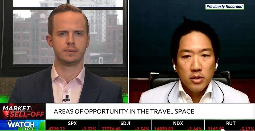 Chris Wang on Evergrande Contagion Risks and Expedia